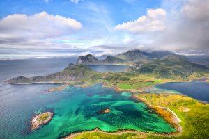 Tag på historisk ø-eventyr på solferien