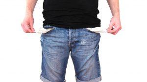 Har du brugt for mange penge på rejsen?