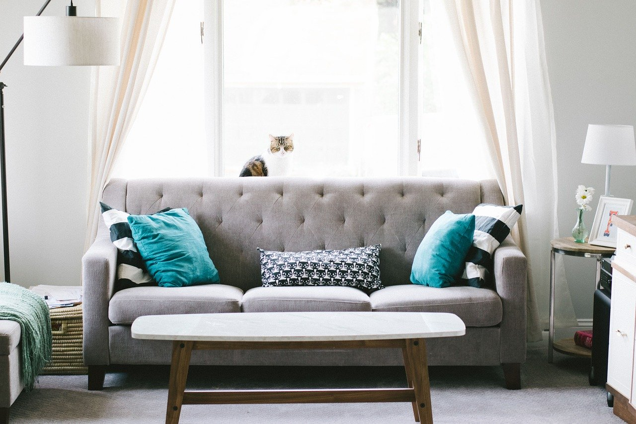 Hold ferie hjemme med rene vinduer
