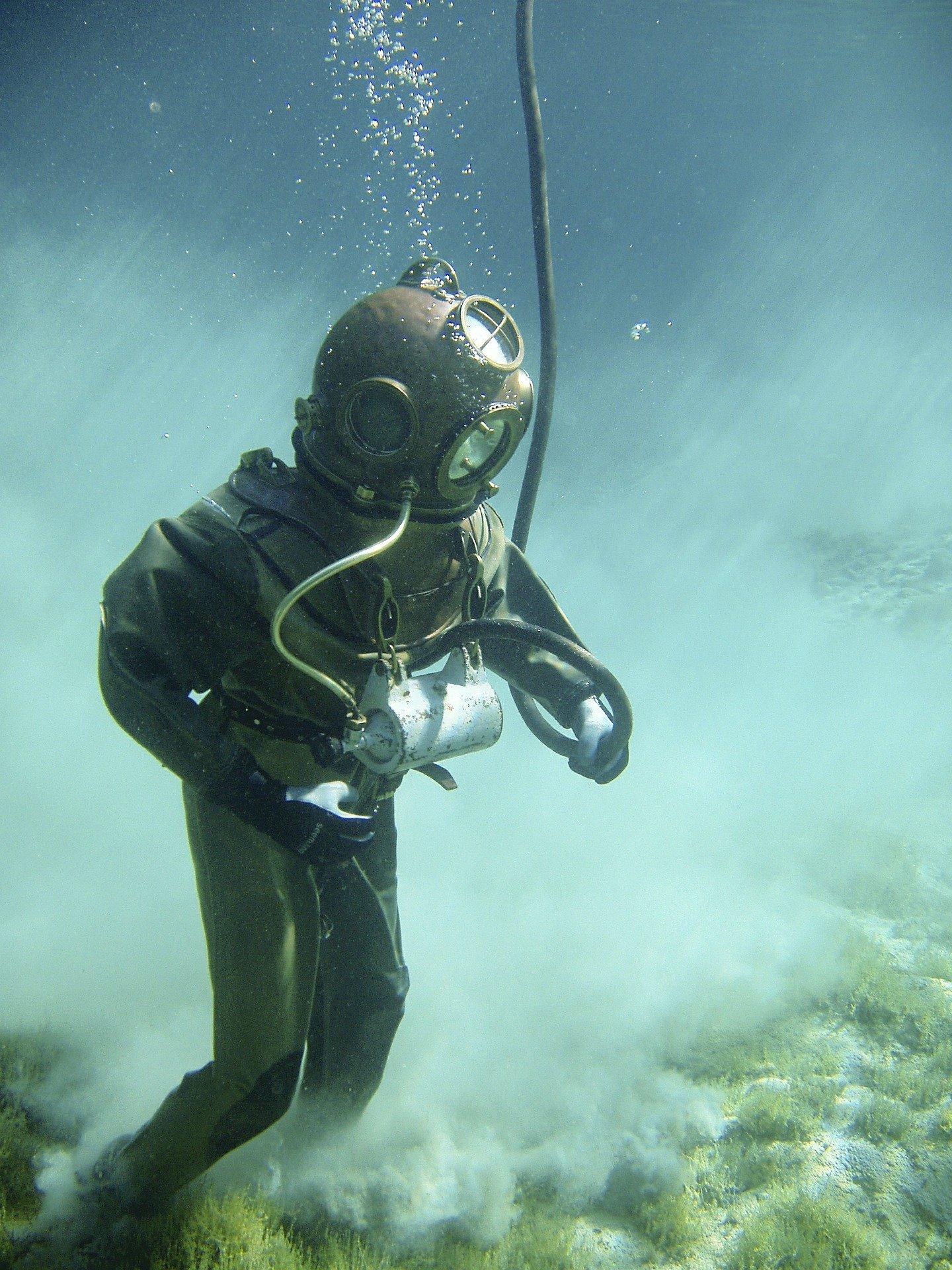 Tag på eventyr under havets overflade