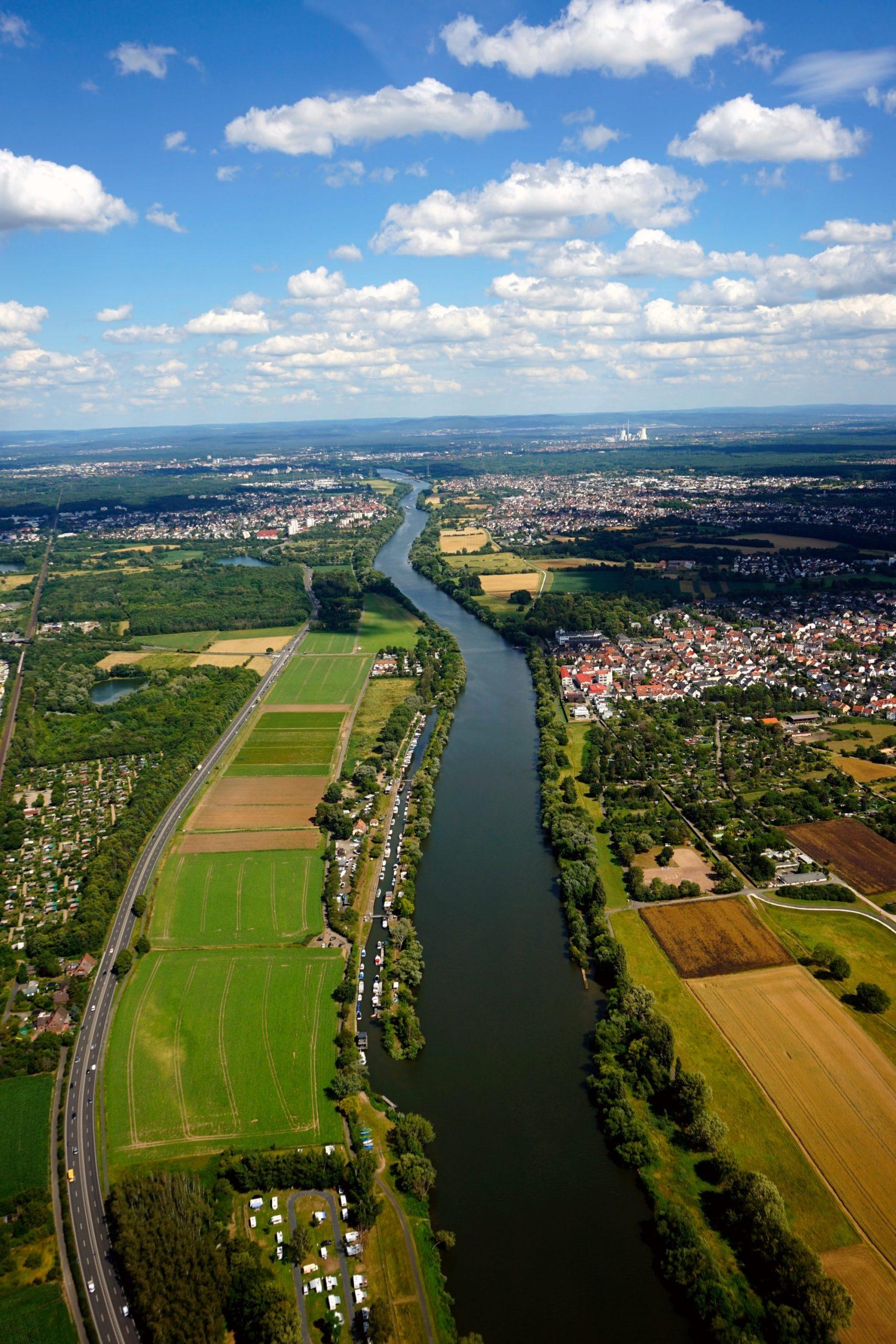 En ny måde at opleve Danmark på? Prøv en helikoptertur